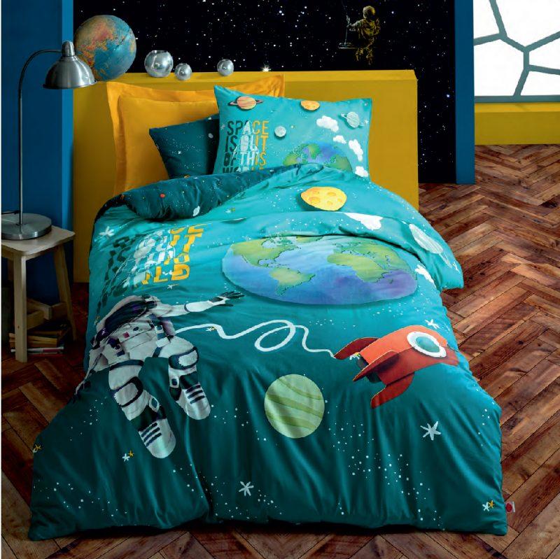 Dječja posteljina Astronaut
