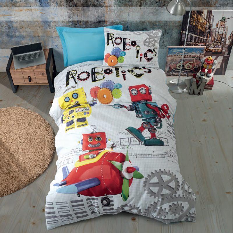 Dječja posteljina robot